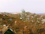 Осенний Смоленск. Панорама..