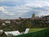 Крепостная стена, семинария. Панорама..