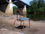 Старинная мебель для комфортного отдыха.