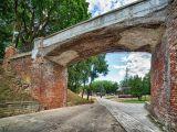 Мост в Лопатинском саду