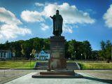 Открытие памятника Владимиру