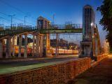 Железнодорожный вокзал Смоленск