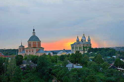 города смоленск фотографии
